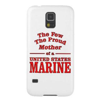 Les peu la mère fière d'une marine des Etats-Unis Coques Galaxy S5