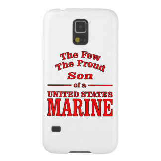 Les peu le fils fier d'une marine des Etats-Unis Coque Galaxy S5