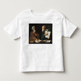 Les philosophes t-shirt pour les tous petits