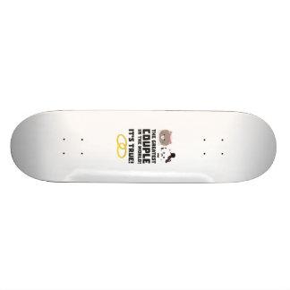 Les plus grands couples au monde Z76su Plateaux De Skateboards