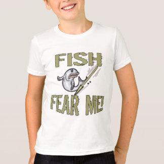 Les poissons me craignent T-shirts et cadeaux