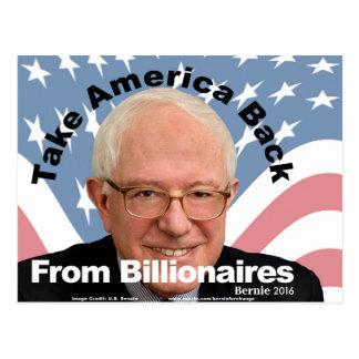 Les ponceuses de Bernie rapportent la carte