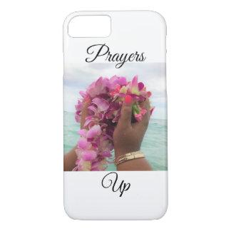 Les prières lèvent le coque iphone