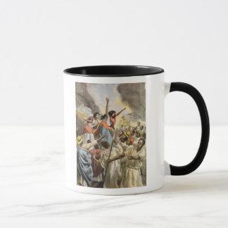 Les princesses royales Preaching la Guerre Sainte Mug