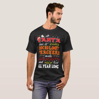 Les professeurs de sociologie font le T-shirt