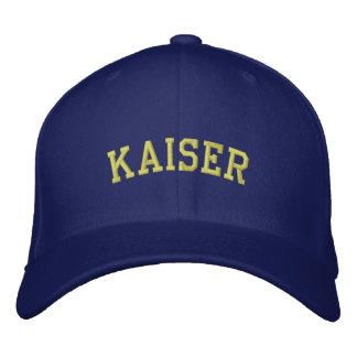 Les pumas de Kaiser ont adapté le casquette Casquette Brodée