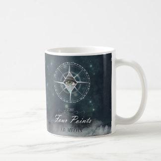 Les quatre points - tasse de café