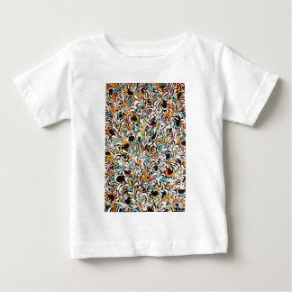 Les ramages de Léa T-shirt Pour Bébé