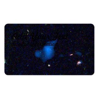 Les rayons X brillent du matériel Heated tombant d Cartes De Visite Personnelles