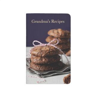 Les recettes de la grand-maman carnet de poche