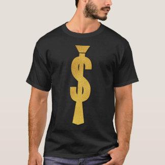 Les riches ne sont pas symbole quotidien bon t-shirt