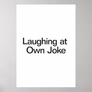 Les rires possèdent la plaisanterie