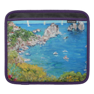 Les roches de Faraglioni - protection d'iPad Housses iPad