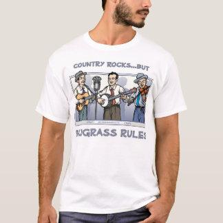 Les roches de la région, mais le BLUEGRASS ORDONNE T-shirt