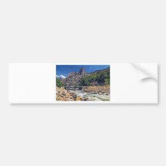 Les Rois Canyon Scenic Byway View Autocollant De Voiture