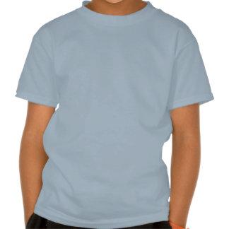 Les roues badinent la pièce en t t-shirts