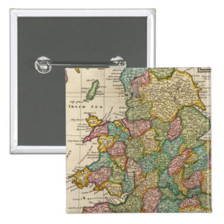 Les routes de l'Angleterre et du Pays de Galles Badges
