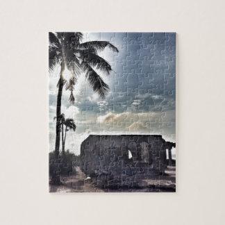 Les ruines en île de Bantayan Puzzle