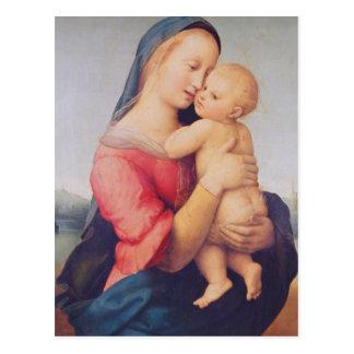 "Les ""rythmes"" Madonna, 1508 Carte Postale"