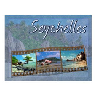 Les Seychelles Cartes Postales