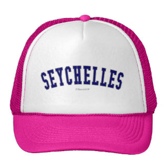 Les Seychelles Casquette De Camionneur