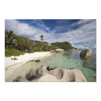 Les Seychelles, île de Digue de La, domaine de L'U Photo D'art