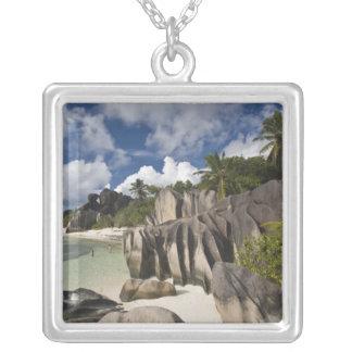 Les Seychelles, île de Digue de La, domaine de Pendentif Carré