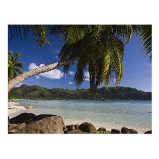 Les Seychelles, île de Mahe, Anse une La Mouche Carte Postale