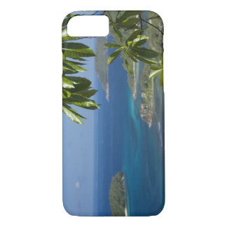 Les Seychelles, île de Mahe. Côte occidentale de Coque iPhone 7