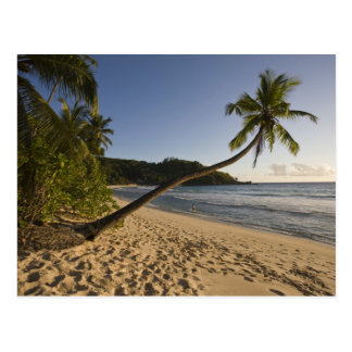Les Seychelles, île de Mahe, plage d'Anse Cartes Postales