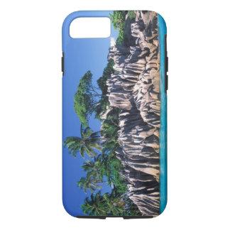 Les Seychelles. Ilot St Pierre (près de Praslin Coque iPhone 7