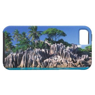 Les Seychelles. Ilot St Pierre (près de Praslin Étui iPhone 5