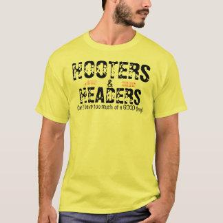 Les SIRÈNES, EN-TÊTES, ne peuvent pas avoir trop T-shirt