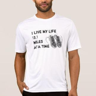 Les solides solubles Wicking - la vie des hommes T-shirt