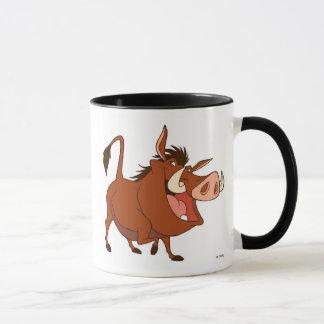 Les sourires Disney de Pumba de lion du Roi Mug