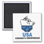 Les sous-vêtements du Canada Aimant