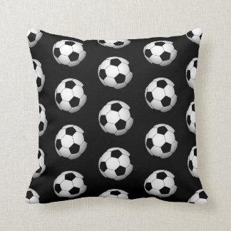 Les sports de ballon de football d'amusement coussin