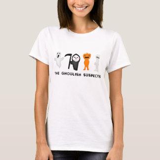 Les suspects horribles - T-shirt