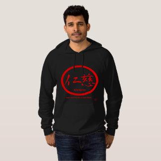 Les sweat - shirts à capuche des hommes avec le