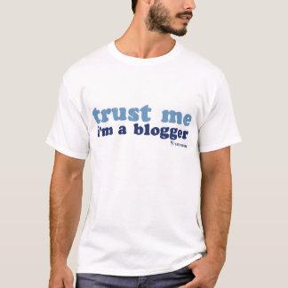 Les t de base des hommes (faites- confiancemoi) t-shirt