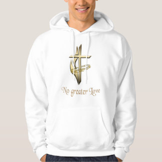 Les T-shirts chrétiens des hommes croisés