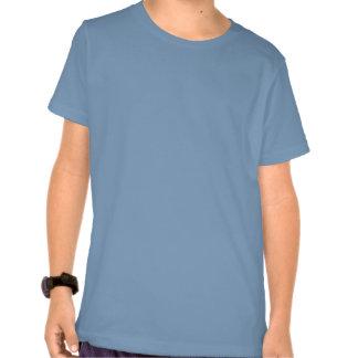 Les T-shirts de l'enfant avec le drapeau d'Union