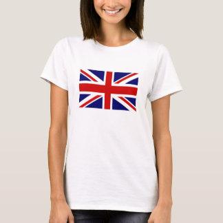 Les T-shirts des femmes avec le drapeau