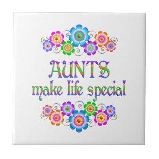 Les tantes font le Special de la vie Petit Carreau Carré