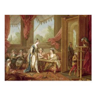 Les tapisseries de commande de Sultanine Cartes Postales