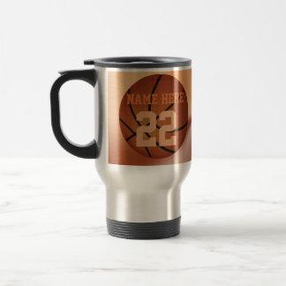 Les tasses de basket-ball sont les cadeaux