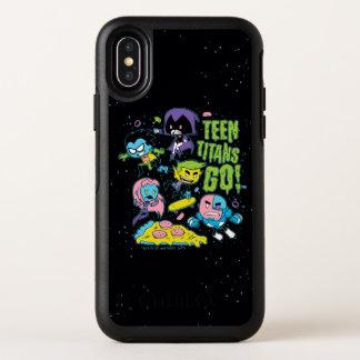 Les titans de l'adolescence vont ! graphique