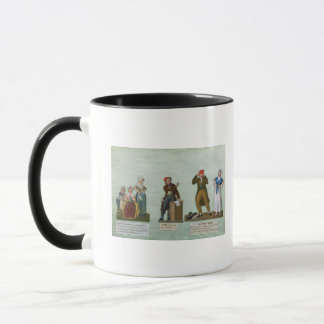 Les tricoteuses de Jacobin Mug