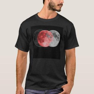 Les trois lunes de la magie t-shirt