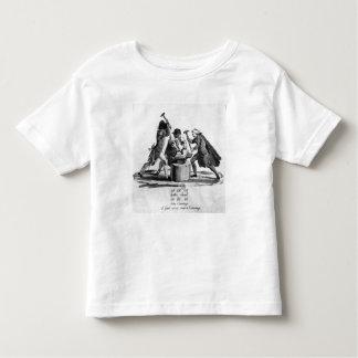 Les trois ordres t-shirt pour les tous petits